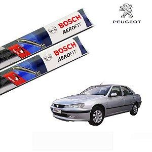 Palheta Limpador Parabrisa 406 1999 a 2004 Original Bosch