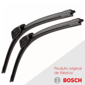 Palheta Limpador Parabrisa Quoris 2015 a 2016 Original Bosch