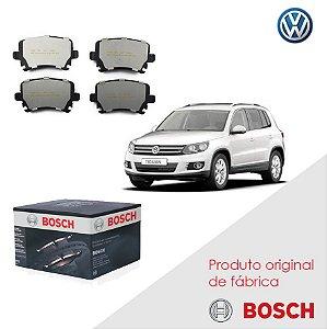 Pastilha Bosch Cerâmica Tiguan 2.0 TSI 4Motion 09-17 Tras.