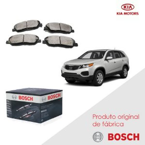 Pastilha Bosch Cerâmica Sorento 3.5 AWD 10-13 Diant