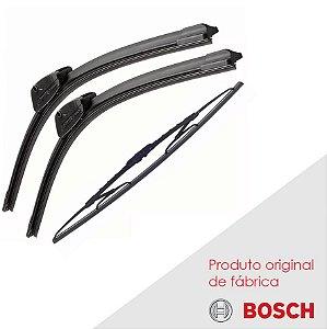 Palheta Limpador Parabrisa Diant+Tras 205 1988-1998 Bosch