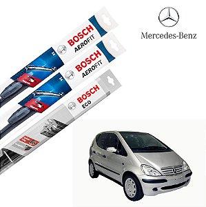 Palheta Limpador Parabrisa Diant+Tras A160 1999-2005 Bosch