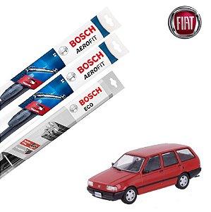 Palheta Limpador Parabrisa Diant+Tras Elba 1985-1994 Bosch