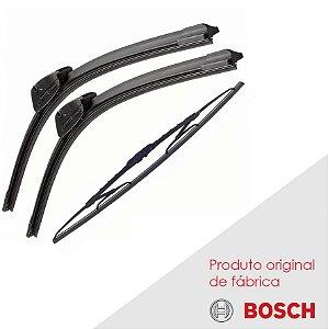 Palheta Limpador Parabrisa Diant+Tras Ignis 2000-2003 Bosch