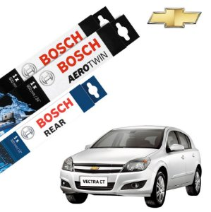 Palheta Limpador Parabrisa Dian+Tras Vectra Hatch 2007-2011