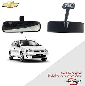 Espelho Retrovisor Interno Corsa Hatch 2001 - 2013 Original