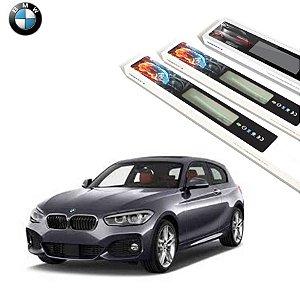 Palheta Limpador Parabrisa BMW Série 1 08-17 Diant+Tras