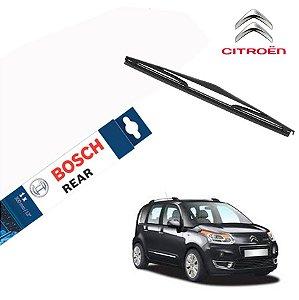 Palheta Limpador Parabrisa Traseiro C3 Picasso 11-15 Bosch