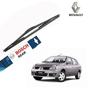 Palheta Limpador Parabrisa Traseiro Clio Sedan 99-16 Bosch