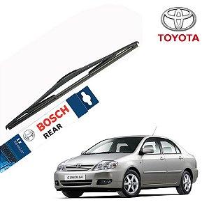 Palheta Limpador Parabrisa Traseiro Corolla 02-07 Bosch