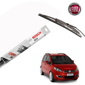 Palheta Limpador Parabrisa Traseiro Idea 11-16 Bosch