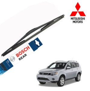 Palheta Limpador Parabrisa Traseiro Mitsubishi 07-11 Bosch