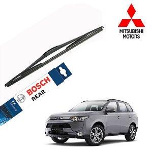 Palheta Limpador Parabrisa Traseiro Mitsubishi 12-16 Bosch