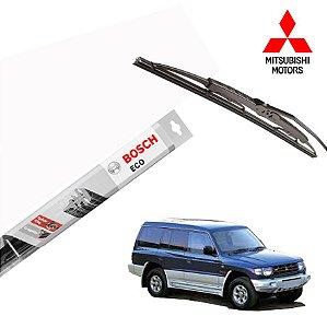 Palheta Limpador Parabrisa Traseiro Mitsubishi 91-00 Bosch