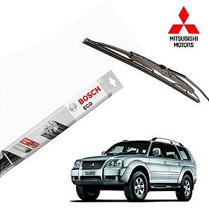 Palheta Limpador Parabrisa Traseiro Mitsubishi 07-16 Bosch