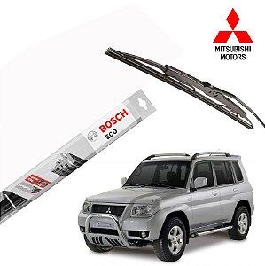 Palheta Limpador Parabrisa Traseiro Mitsubishi 02-09 Bosch