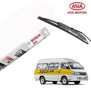 Palheta Limpador Parabrisa Traseiro Topic 08-16 Bosch