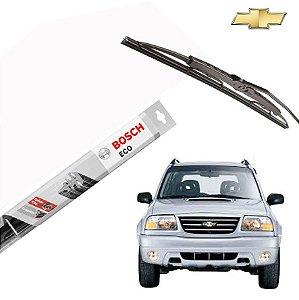 Palheta Limpador Parabrisa Traseiro Tracker 01-08 Bosch
