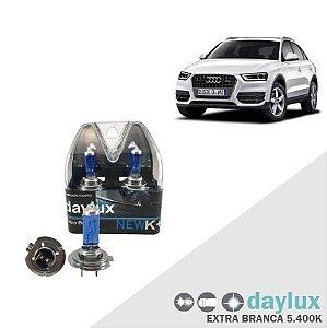 Lâmpada Super Branca Audi Q 2.0 09-13 H7 F.Baixo Xenôn Look