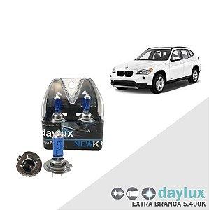 Lâmpada Super Branca BMW X1 10-16 H7  F.Baixo Xenôn Look