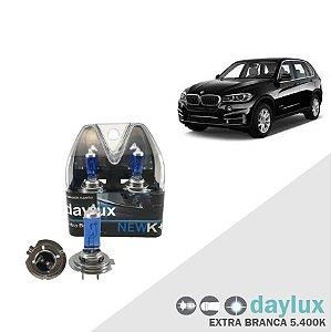 Lâmpada Super Branca BMW X5 03-16 H7  F.Baixo Xenôn Look