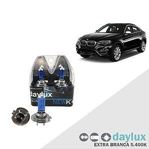Lâmpada Super Branca BMW X6 10-16 H7  F.Baixo Xenôn Look