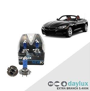 Lâmpada Super Branca BMW Z4 03-16 H7  F.Baixo Xenôn Look