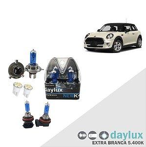 Lâmpada Super Branca Mini Cooper 01-16 Farol Milha Pingo LED