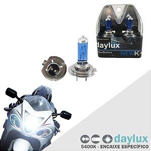 Lâmpada Super Branca Yamaha XTZ 125 XK Anos 08-13