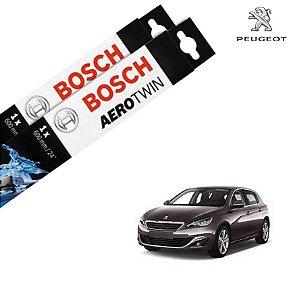 Palheta Limpador Parabrisa 308 12-17 Original Bosch