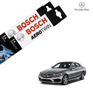 Palheta Limpador Parabrisa C300 Kompressor 03-07 Bosch