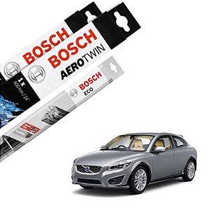 Palheta Limpador Parabrisa Diant+Tras C30 10-17 Bosch