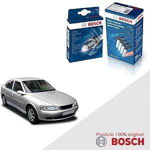 Kit Jogo Cabo+Velas Bosch Vectra 2.2 SOHC MPFI Gas 98-02