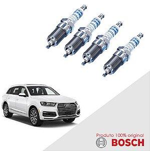 Jogo Vela Q7 1.2 8v DB1 07-10 Orig Bosch Iridium