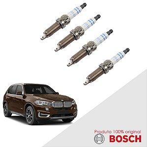 6 Velas X5 xDrive 35 i  3.0 24v B30A 10-14 Bosch Platina Dup