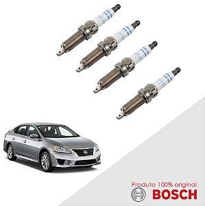 6 Velas X6 xDrive 35 i  3.0 24v B30A 10-14 Bosch Platina Dup