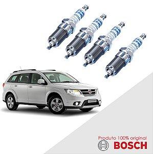 Jogo Vela Freemont 2.4 16v (DOHC DUAL VVT) 13-17 Bosch Iridium