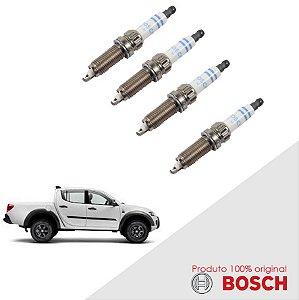 Jogo Vela Triton 3.5 24v SOHC 06-11 Orig Bosch Platina Dupla