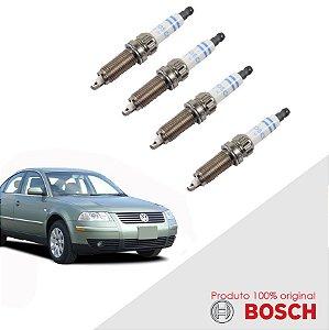 Jogo Vela Passat 1.8 20v 96-00 Orig Bosch Platina Dupla