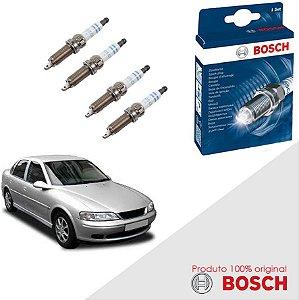 Kit Jogo Velas Original Bosch Vectra 2.0 SOHC MPFI Gas 96-98