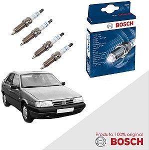 Kit Jogo Velas Original Bosch Tempra 2.0 8v SPI Gas 94-98