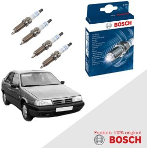 Kit Jogo Velas Original Bosch Tempra 2.0 8v Fiasa Alc 92-94