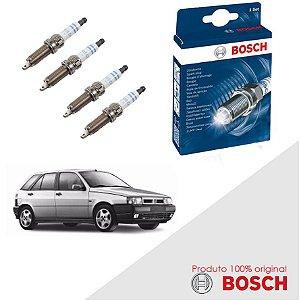 Kit Jogo Velas Orig Bosch Tipo 1.6 8v Sevel MPI Gas 95-97