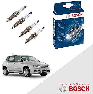 Jogo Velas Original Bosch Stilo 1.8 16v Powertrain Gas 02-04