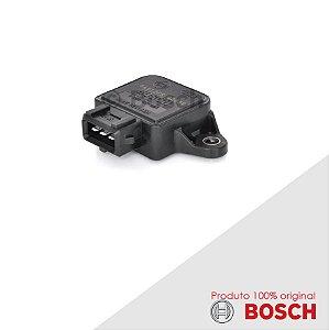 Sensor posição borboleta (TPS) Uno 1.6 MPI 94-95 Bosch