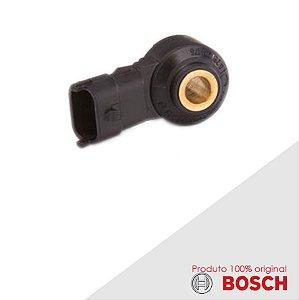 Sensor detonação Palio G2 1.4 MPI 8V Flex 05-08 Orig.Bosch