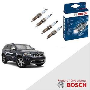 Jogo Velas Original Bosch Grand Cherokee 3.7 12v  Gas 04-12