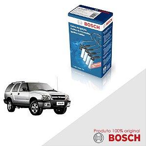 Cabo de Ignição Bosch Blazer 2.4 8v SOHC MPFI Gas 00-12