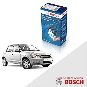 Cabo de Ignição Original Bosch Celta 1.0 8v VHCE Flex 09-16