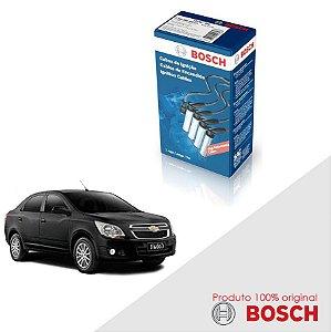 Cabo de Ignição Original Bosch Cobalt 1.4 8v Flex 11-17